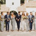 K&J's Rustic DIY Wedding South West France Real Destination Wedding Cost Breakdown | Honeydew Moments Photography