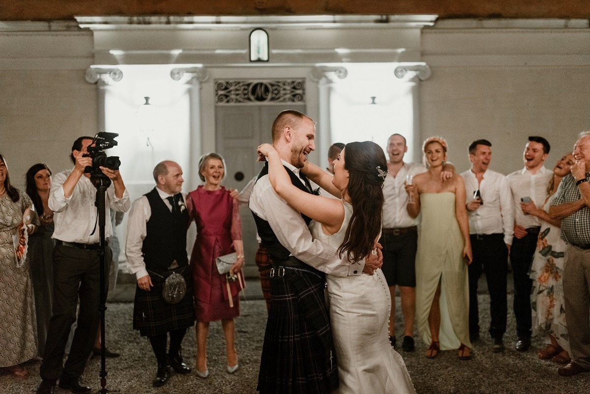 Kathryn & Ross - Real Destination Wedding in Lucca, Italy | Lamb Loves