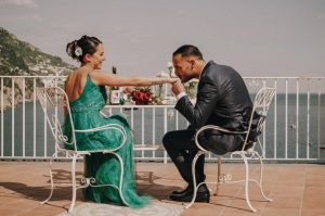 Testimonial - Amalfi Coast Wedding Planner Laura Bianca