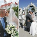 real wedding disney world florida