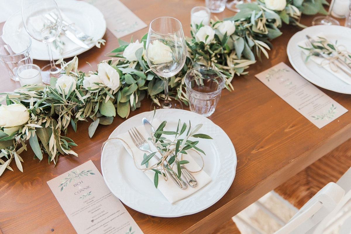 Wedding in Ionian Islands - Covid Q & A - Greek Wedding Abroad | Planned by Lefkas Weddings | Maxeen Kim Photography