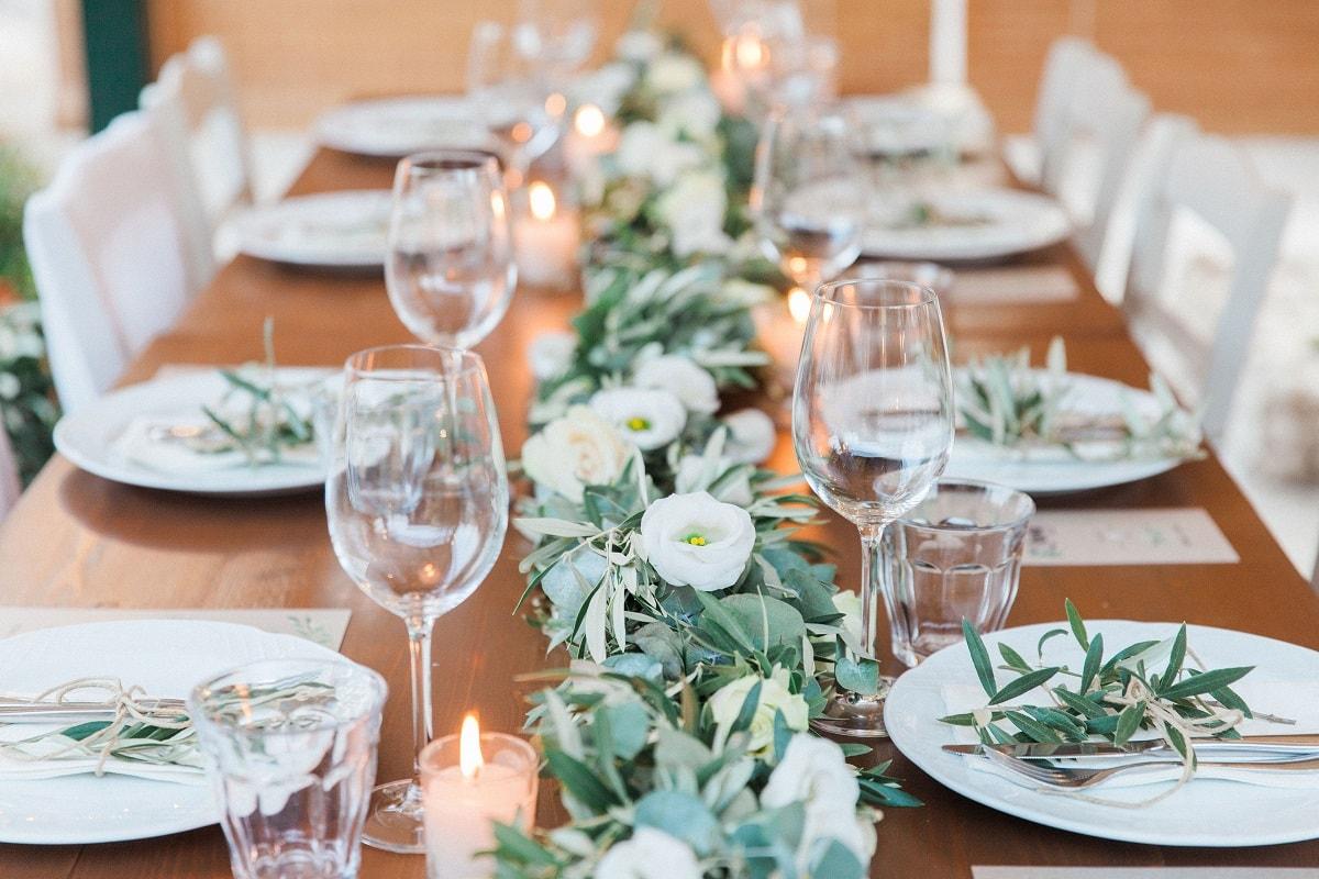 Intimate Wedding in Ionian Islands - Greek Wedding Abroad | Planned by Lefkas Weddings | Maxeen Kim Photography