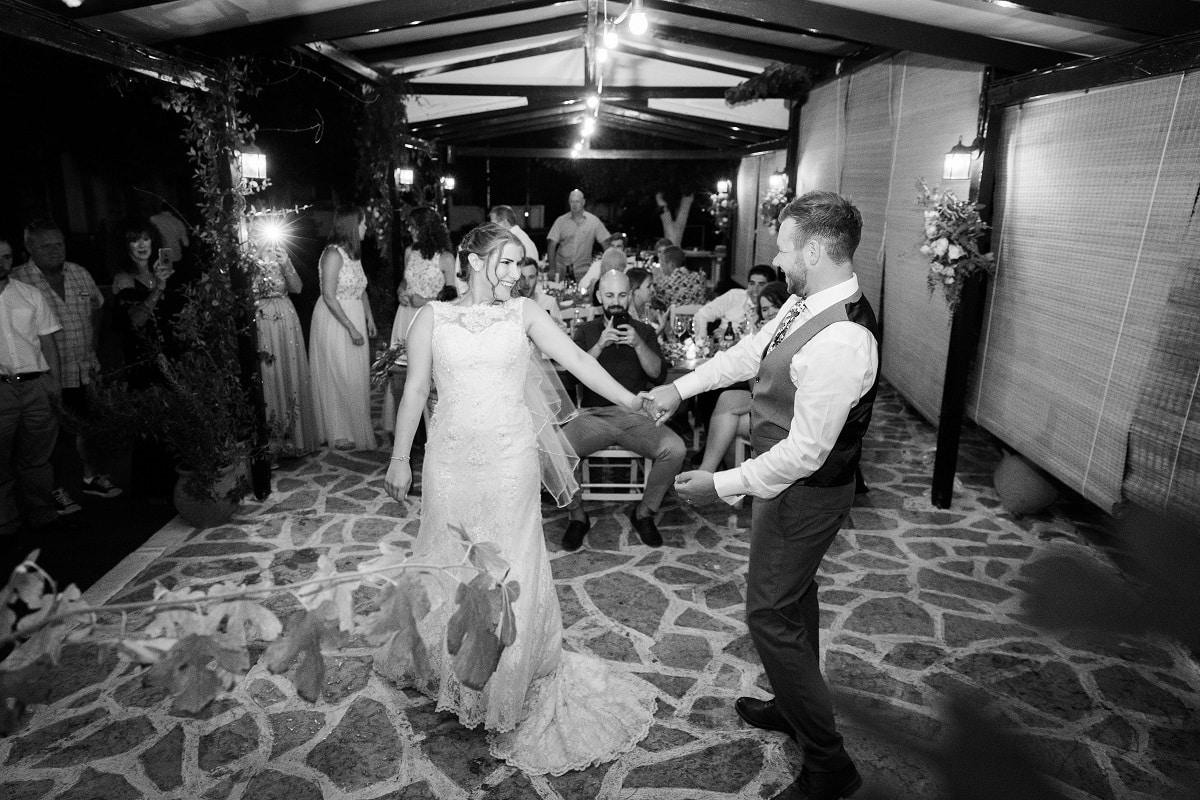 Intimate Wedding in Ionian Islands - Greek Wedding Abroad   Planned by Lefkas Weddings   Maxeen Kim Photography