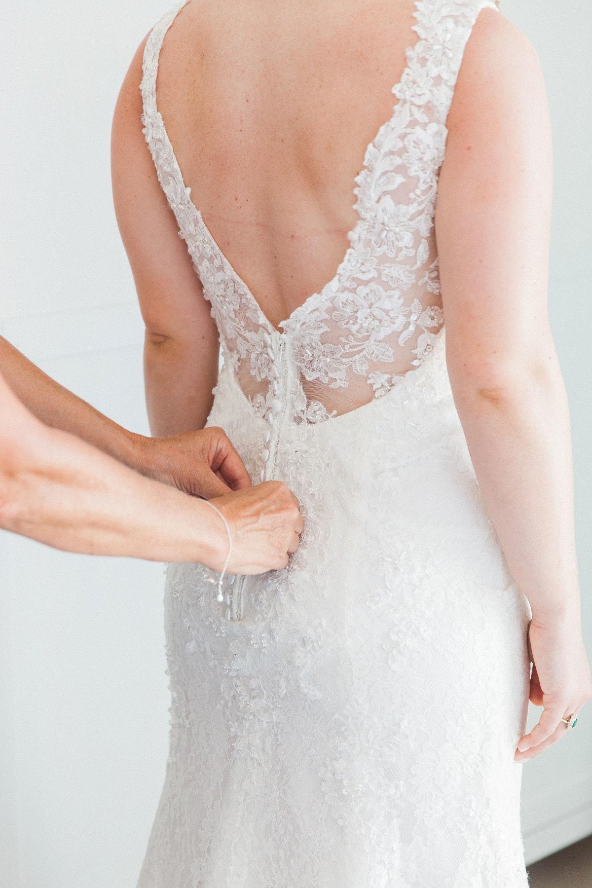 Bride Getting Ready - Greek Wedding Abroad | Planned by Lefkas Weddings | Maxeen Kim Photography
