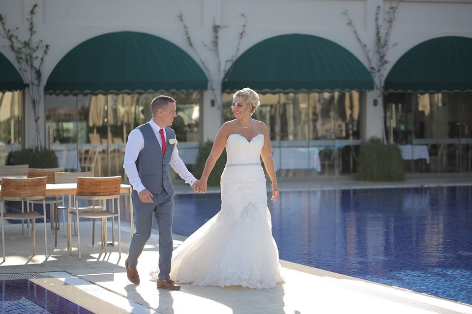 Let's Weddings Turkey - Beach Weddings and Packages Altinkum and Akbuk