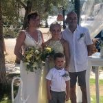 Let's Weddings Turkey - Beach Weddings and Packages Altinkum and Akbuk - Alana &Keith