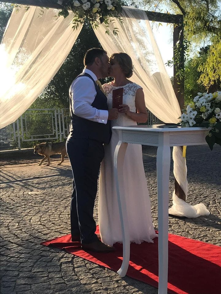 Let's Weddings Turkey - Beach Weddings and Packages Altinkum and Akbuk - Suzy