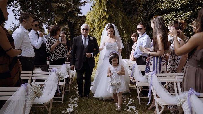 Lumos Produzioni Destination Wedding Videographer Italy member of the Destination Wedding Directory by WeddingsAbroadGuide.com