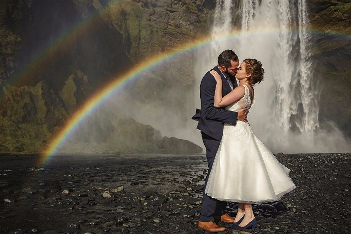 Mini Guide On How To Get Married In Iceland Weddings