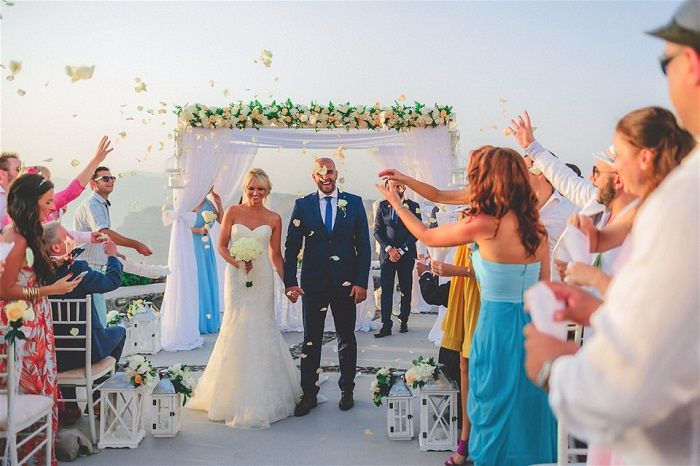 Best Wedding Insurance Ireland: MarryMe In Greece Destination Wedding Planner