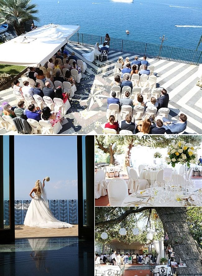Top 10 Tips for Choosing Your Wedding Venue in Italy + the Cost of a Wedding Venue in Italy - Point 10) Love at First Site // Melissa & Chris's Wedding photography by Francesco Quaglia Planned by Accent Events