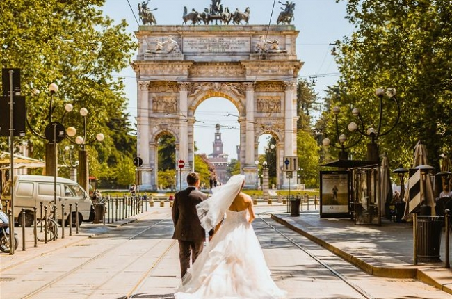 Michela Lunardi Events Wedding Planner Italy - member of the Destination Wedding Directory by Weddings Abroad Guide