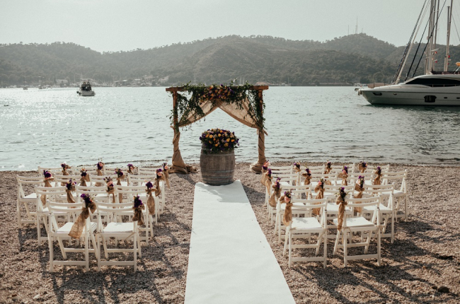 My Wedding in Turkey by EGG - Destination Wedding Planners Turkey