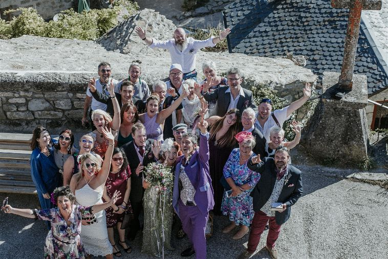 Jacqueline & Fred's DIY Wedding in France & Photography Spotlight Review Natacha Elmir