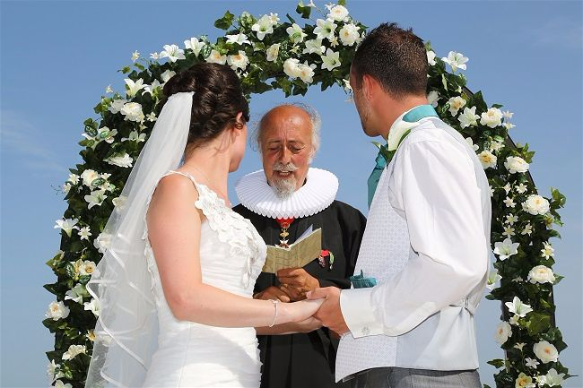 Padre Peter Wedding Celebrant in Spain & WorldWide