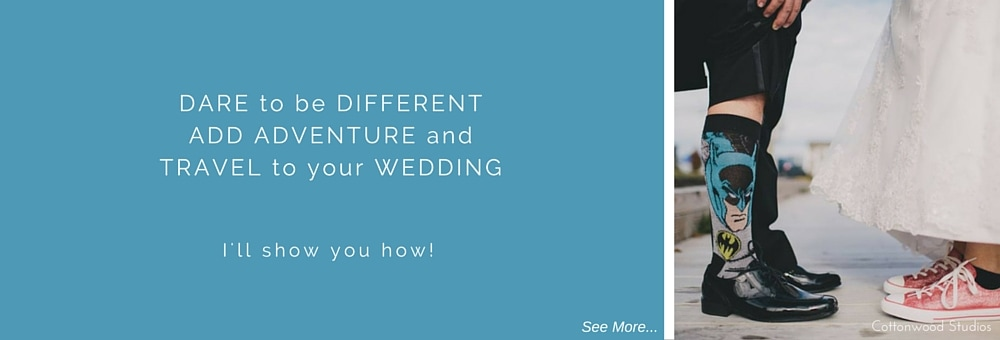 Add Adventure & Travel to your Wedding, How to Choose the Destination for a Wedding Abroad // cottonwood studios