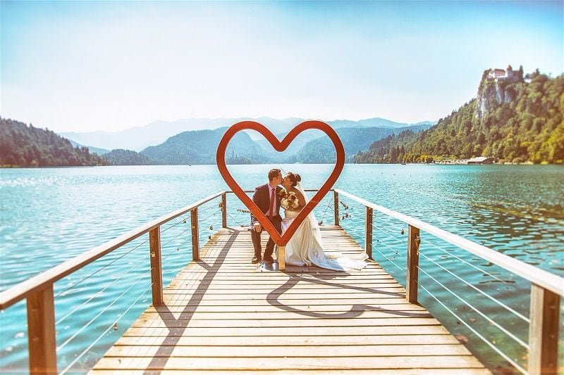 Perfect Wedding in Slovenia member of the Destination Wedding Directory by Weddings Abroad Guide