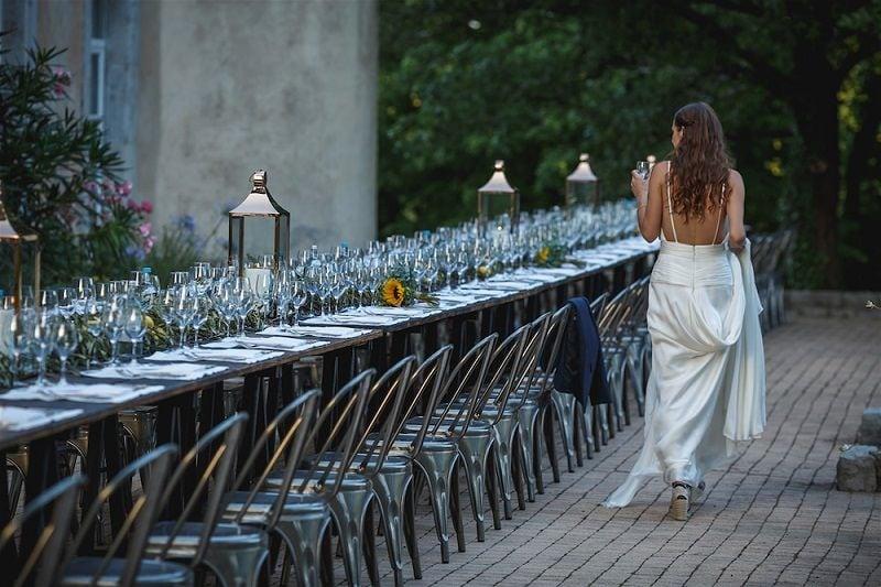 Rachel & Sam's Provence Chateau Wedding - Chateau du Bijou - Kerry Morgan Photography