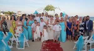 E&J's Beach Wedding Altinkum Turkey Real Destination Wedding Cost Breakdown | Let's Group Wedding Turkey
