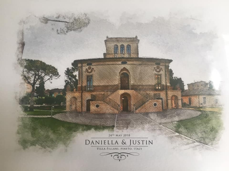 Real Destination Wedding Cost breakdown Abruzzo Italy | Hotel Ambasciatori, Pineto | Jason Hale Photography