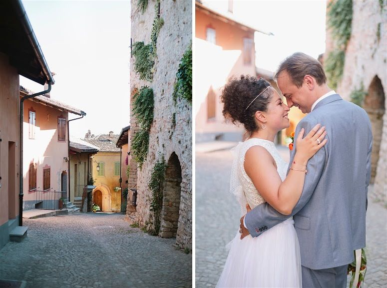 Samira & Georg's Destination Wedding in Piedmont - Villa Beccaris Monforte d'Alba - planned by Extraordinary Weddings - Photography by Pure White Photography