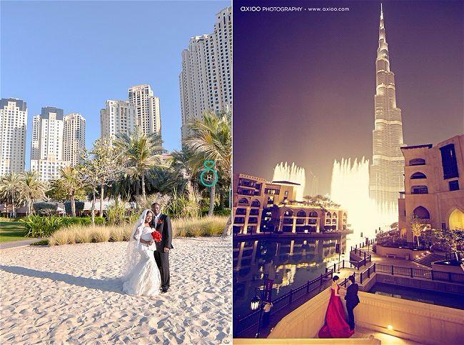 Destination Wedding in Dubai - Mini Guide
