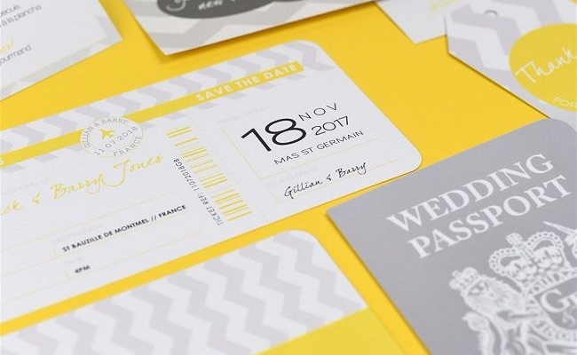 Destination Wedding Invitations Design Your Own Unique Stationery - Design your own save the date template