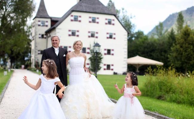 Schloss Prielau Wedding Venue Zell am See Austria