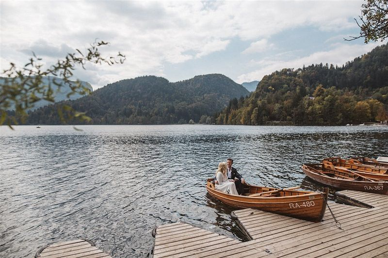 Small Intimate Wedding Abroad Destination Mini Guide by Amulet Weddings - Country No 3) Slovenia