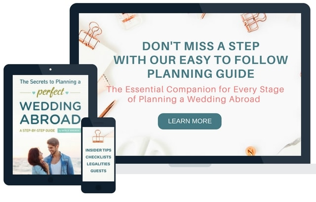79 Steps To Becoming A Wedding Planner