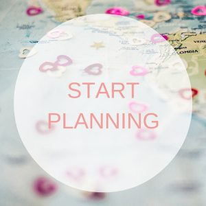 Start Planning Your Destination Wedding Abroad Today With Our Step by Step Planning Guide // WeddingsAbroadGuide