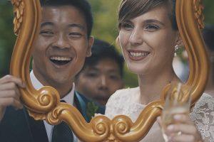 Gordon Wedding Films - Videographer France, Europe, Worldwide - Testimonial