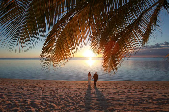 Tropical Destination Wedding and Honeymoon Packages