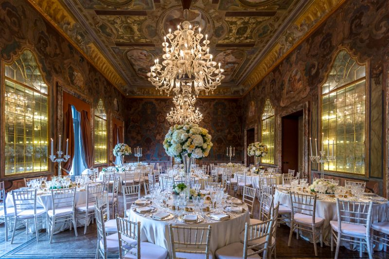 The Italian Bride Luxury Italian Weddings member of the Destination Wedding Directory by Weddings Abroad Guide