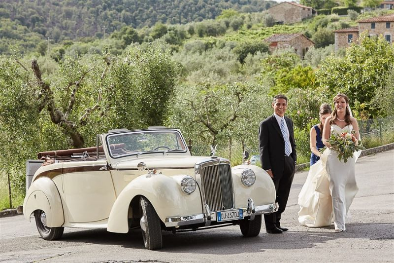 The Tuscan Wedding - Luxury Wedding Planner Italy, member of the Destination Wedding Directory by Weddings Abroad Guide