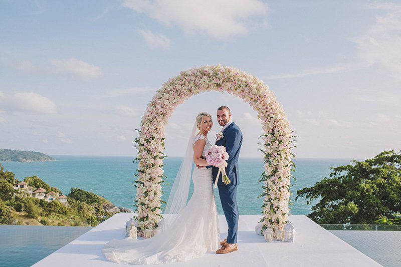 Unique Phuket Wedding Planners Thailand member of the Destination Wedding Directory by Weddings Abroad Guide