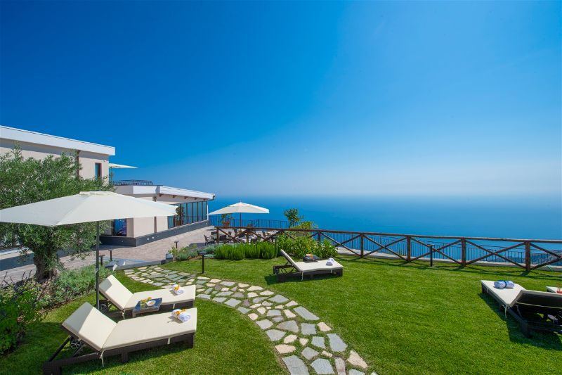 Villa Paradise Resort Wedding Venue Amalfi Coast Italy member of the Destination Wedding Directory by Weddings Abroad Guide