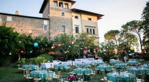 Villa Pitiana <br>Wedding Villa in Tuscany