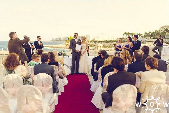 Civil Ceremony Quadro - Malta Destination Wedding Guide | Wed Our Way Malta Wedding Planner