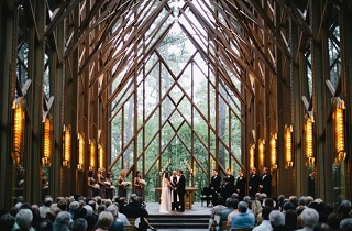 Ceremony & Reception Venues // Page & Joe's Wedding image by Cottonwood Studios