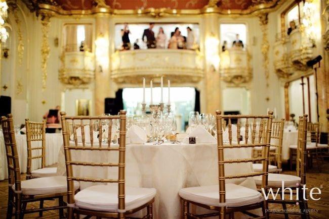 Wedding Photography Jobs Abroad: White Prague Wedding Agency