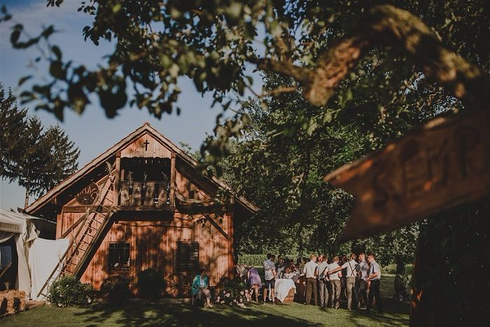 Nina & Alex's rustic wedding in Slovenia photography by destination wedding photographers ivaandvedran.com