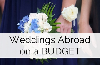 Wedding in Italy on a Budget