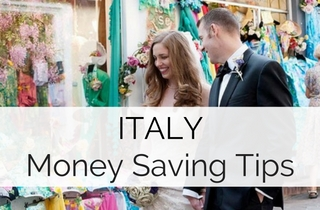 Italy Wedding Cost & Budget Tips
