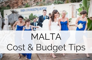 Malta Wedding Cost