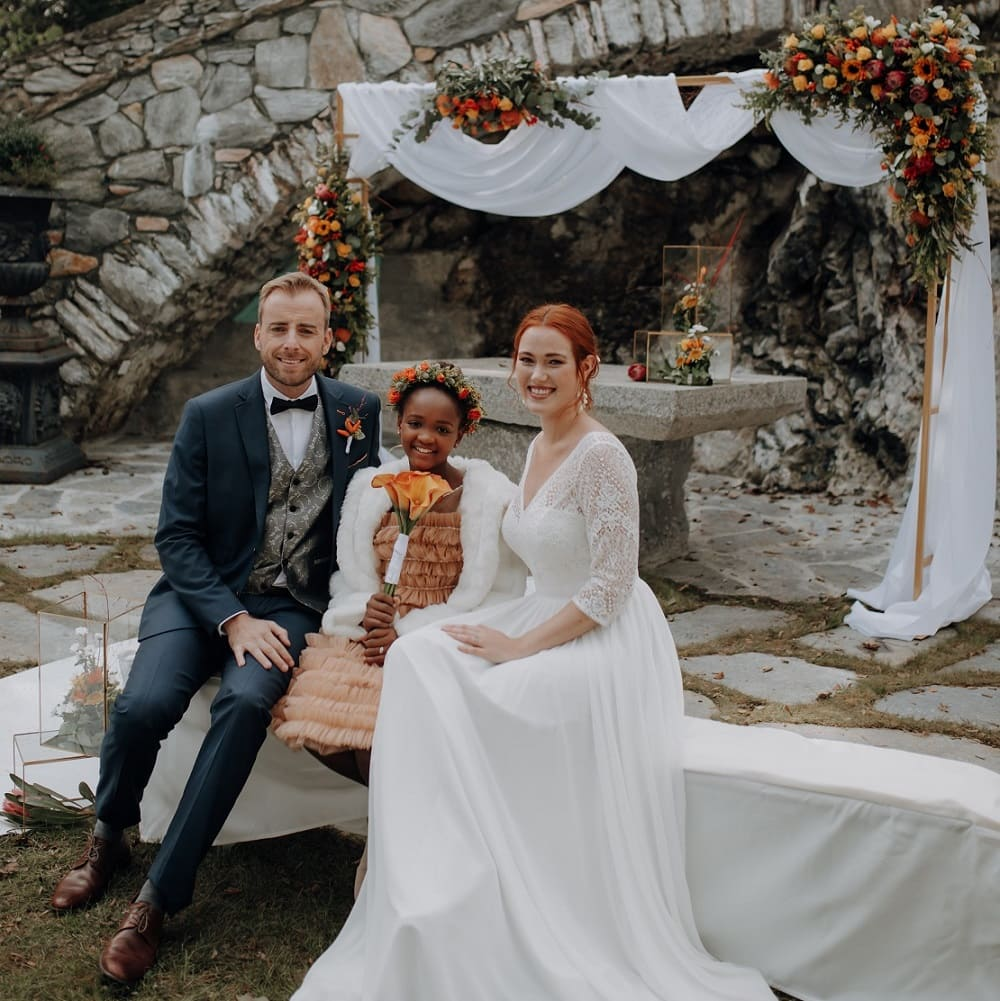 Charlotte & Oliver's Wedding Abroad in the Austrian Alps | Stressfree Weddings by SandraM | Katrin Kerschbaumer Photography