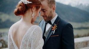 Charlotte & Oliver's Wedding Abroad in the Austrian Alps | Stressfree Weddings by SandraM | Katrin Kerschbaumer Photography