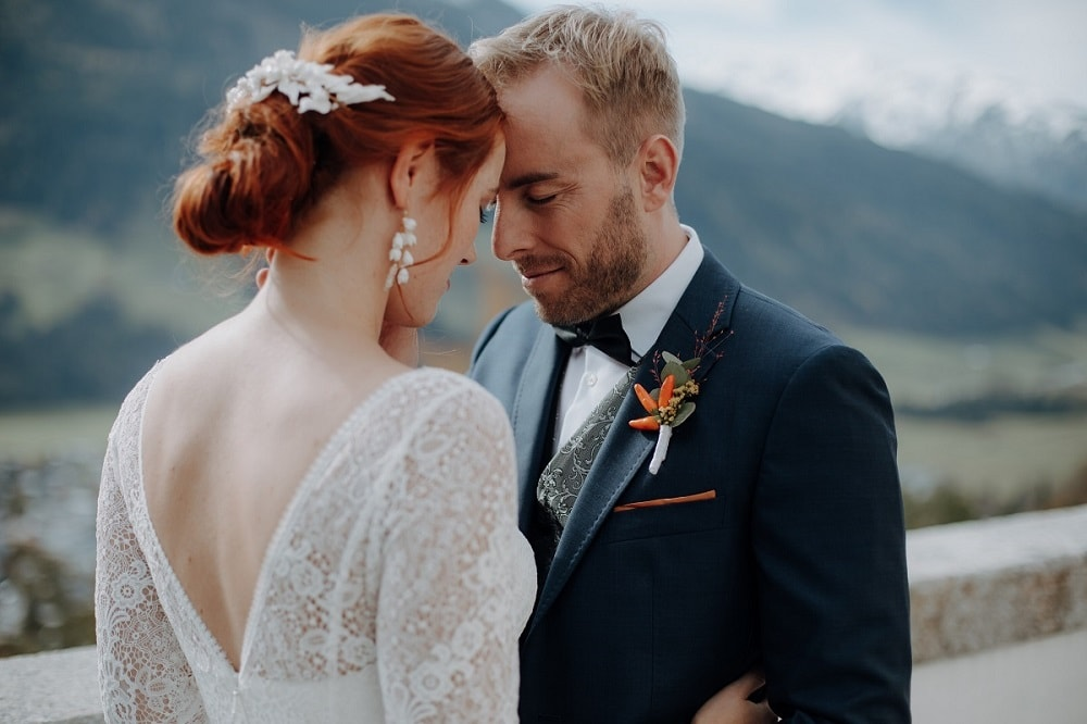 Charlotte & Oliver's Wedding in the Austrian Alps | Stressfree Weddings by SandraM | Katrin Kerschbaumer Photography