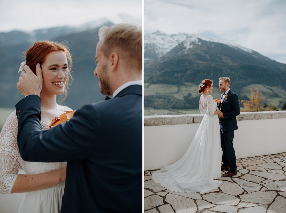 Charlotte & Oliver's Wedding Abroad at Schloss Mittersill, Austrian Alps | Stressfree Weddings by SandraM | Katrin Kerschbaumer Photography