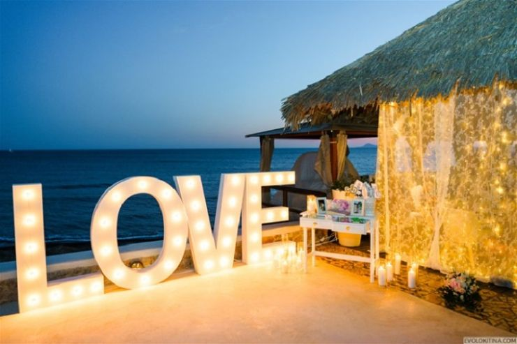 Wedding & Whimsy Santorini Event Rentals member of the Destination Wedding Directory by Weddings Abroad Guide